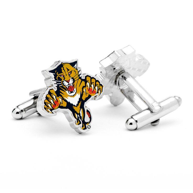 Florida Panthers Cufflinks