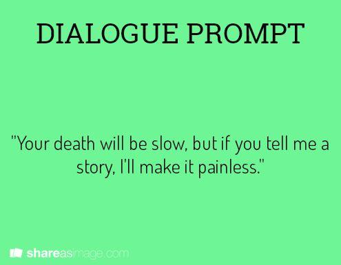 Narrative essay on death