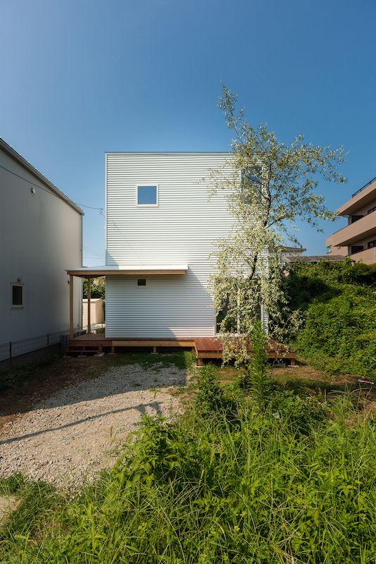 ENJOYWORKS/エンジョイワークス/facade/ファサード/SKELTONHOUSE/スケルトンハウス/SKELTONHUT/スケルトンハット/