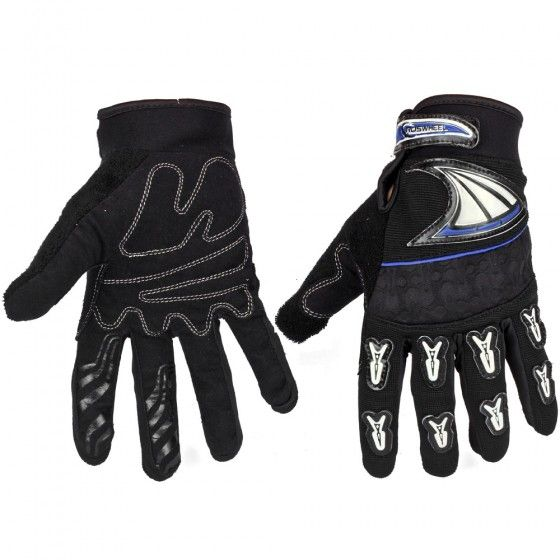ROSWHEEL Cycling Gloves Bike Bicycle Mittens Motorcycle Full Finger Gloves