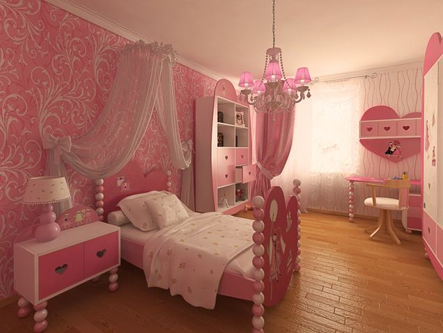 daughter's bedroom and searching for some great themes or ideas then checkout our latest collection of 30 Colorful Girls Bedroom Design Ideas You Must Like.