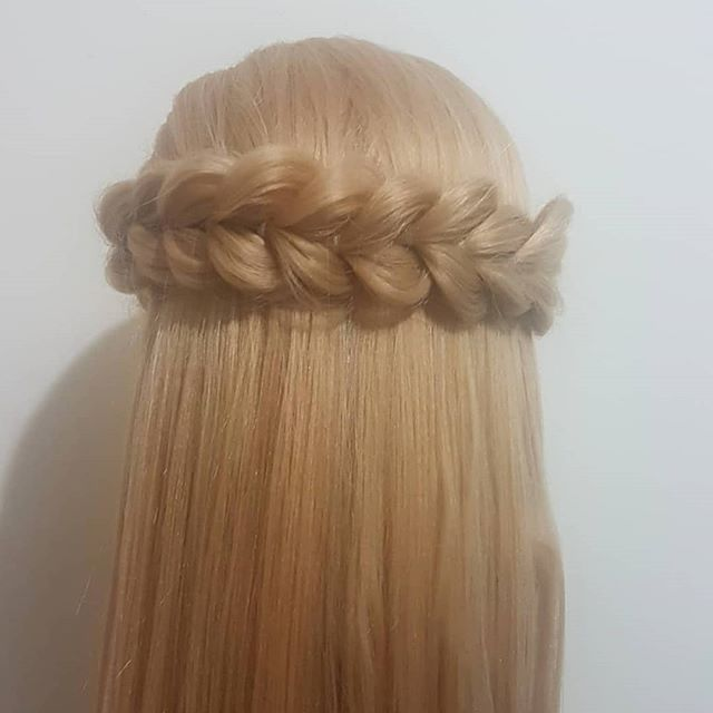 [New] The 10 Best Braid Ideas Today (with Pictures)   Boho pull through braid  still accepting clients for 2019/2020 bookbeautyheaux@g #behindthec