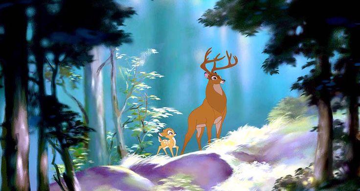 Bambi musi zginąć