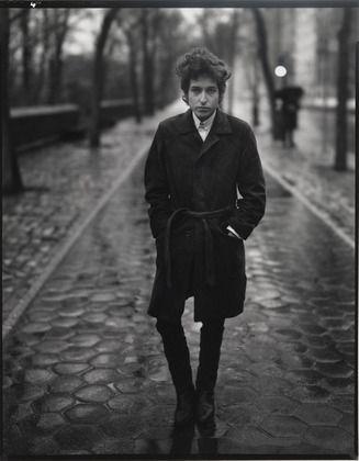 Bob Dylan by Avedon  New York. February 10, 1965