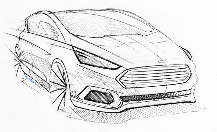 Design MPV Ford S-MAX