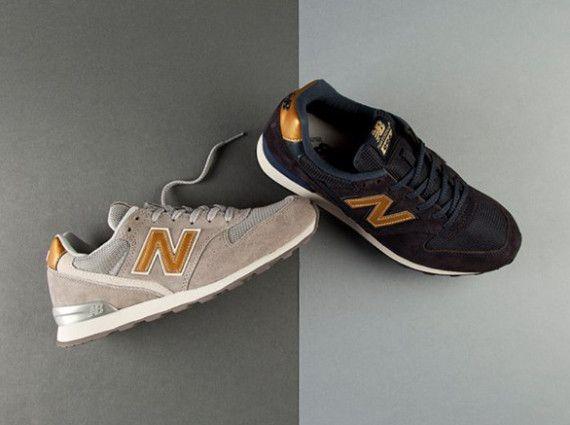 "New Balance 996 ""Gold Logo"" - SneakerNews.com"