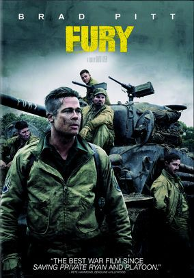 Fury stars Brett Pitt as the Sargent of a army during the WW2, in charge of tanks invading Germany. The movie was intense and real. The dialog was well written and actors were top notch. I was hoping for same kind of result as Saving Private Ryan. Something small was missing from this film. Mind you, this is still one of the best WW2 movies I have seen. I don't know if it will be a classic film in the future.