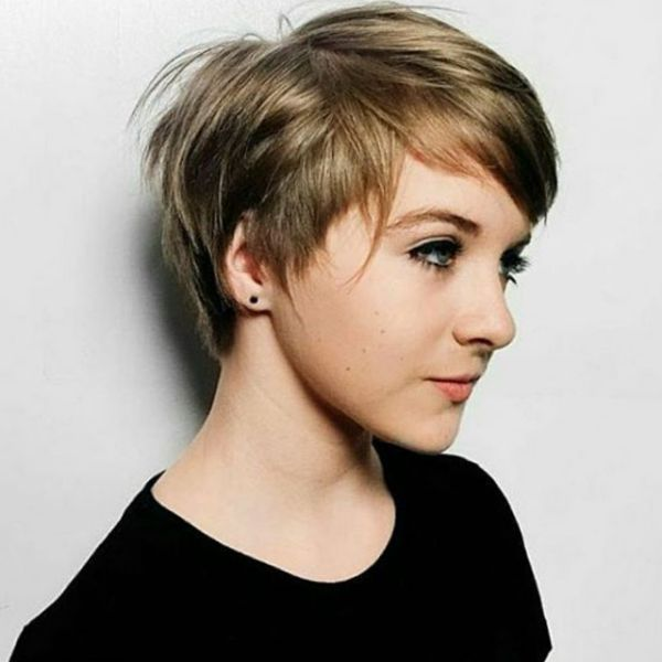 449 best images about kurze haare on pinterest pixie hairstyles short hairstyles for women. Black Bedroom Furniture Sets. Home Design Ideas