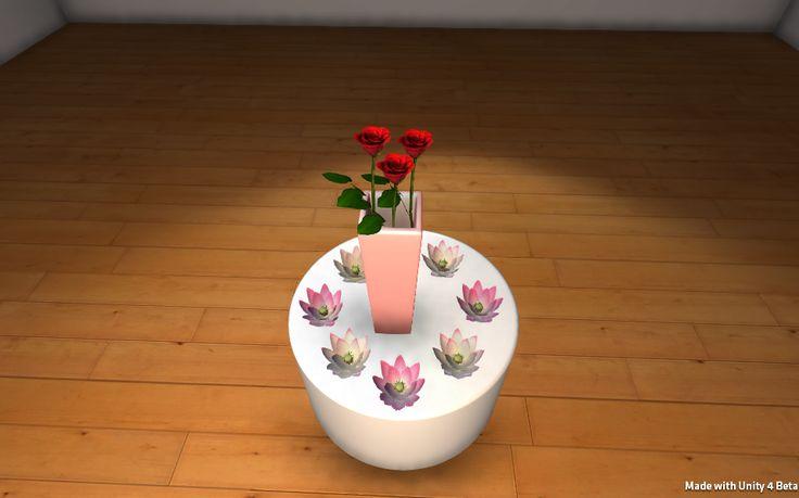 Wirtualne kwiaty, prawdziwa zabawa www.florysta3d.pl