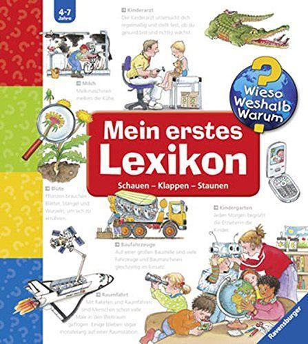 Das Lexikon für Kinder ist ein Sonderband der bekannten Reihe Wieso? Weshalb? Warum? Geeignet für Kinder ab 4 Jahren - Stillt den Wissensdurst.