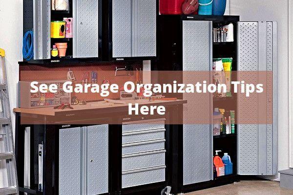 Best Way To Organize Garage Tools Garage Storage Ideas Menards