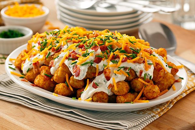 Do you know what totchos are? You will after watching our How to Make Totchos cooking video. Hint: There are ORE-IDA TATER TOTS and some cheese involved.