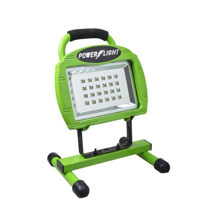 Designers Edge By Coleman Cable L1325 Ecozone Portable: Designers Edge L1320 High Intensity Green 24-LED