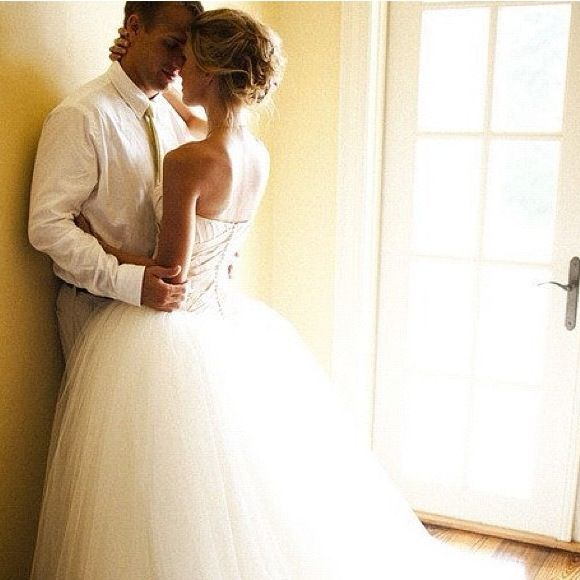 +++ (inside, with light coming in.. church? or only bride at hair dresser)