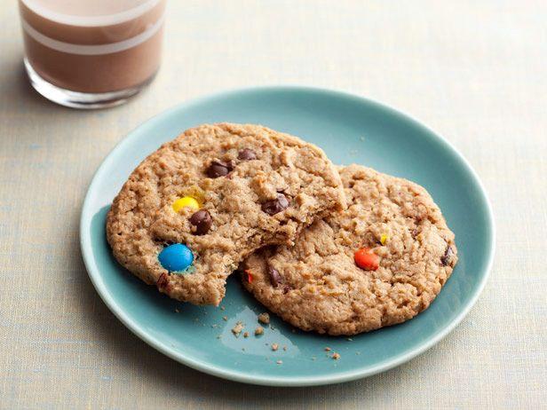 Monster Cookies Recipe : Paula Deen : Food Network - FoodNetwork.com