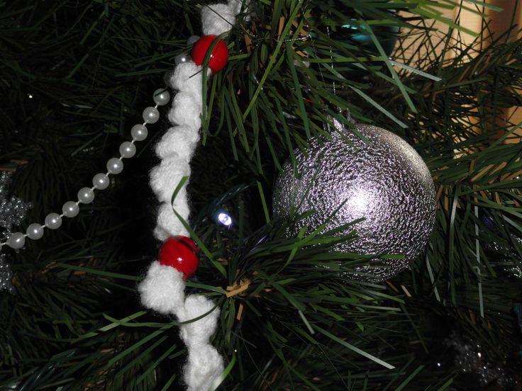 Garland For Christmas Tree