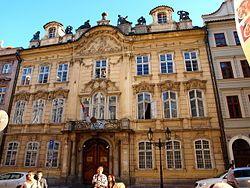 Antonín Schmidt / Kaunický palác