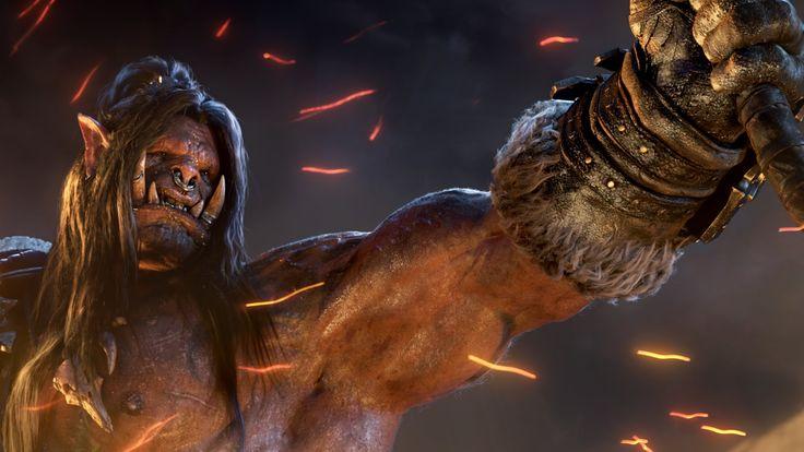 World of Warcraft: Warlords of Draenor - Considerada por muitos, a expansão mais esperada do ano... Com certeza vai ser devastadora para muito games online. hahahahaa *____*