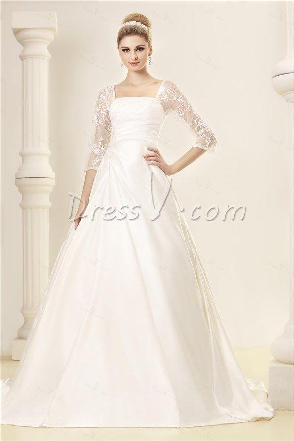 21 besten vestido de novia Bilder auf Pinterest   Hochzeitskleider ...
