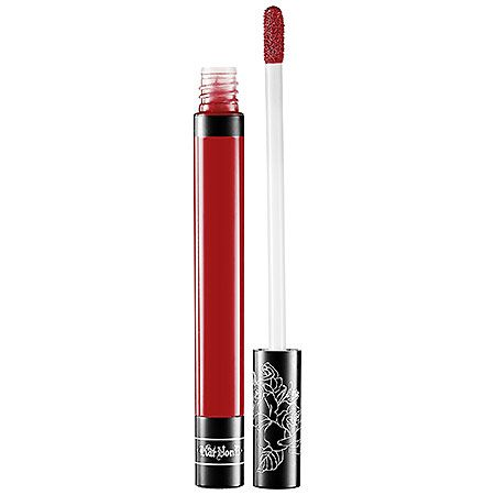 """4/19: """"These liquid lipsticks are great for date night! Before I go out, I put on Outlaw and never stress about the color smudging. The formula is so longwearing, I never worry about touch-ups either."""" -Janine J., Beauty Advisor"""