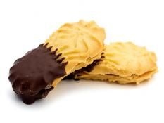 Viennese Eclairs 'kisses'