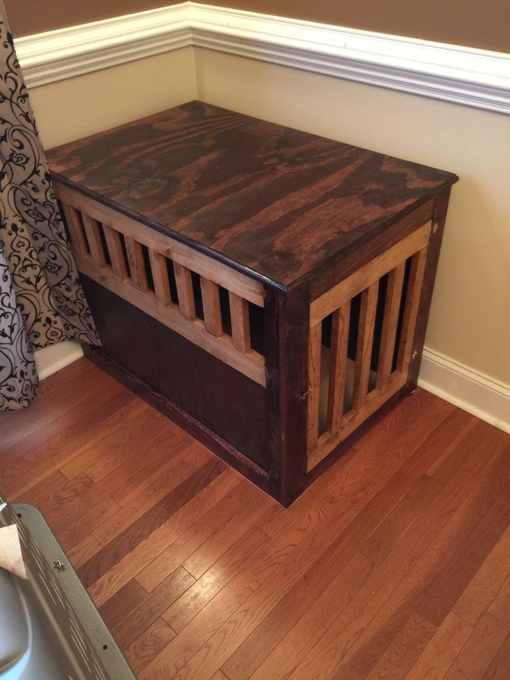17 best ideas about large dog crate on pinterest large. Black Bedroom Furniture Sets. Home Design Ideas
