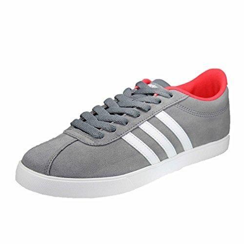 Oferta: 70.2€. Comprar Ofertas de adidas COURTSET W - Zapatillas deportivas para Mujer, Gris - (GRIS/FTWBLA/ROJIMP) 39 1/3 barato. ¡Mira las ofertas!