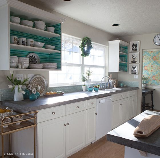 Lia_Griffith_Scandinavian_Kitchen_3 consider opening my upper cabinets like this