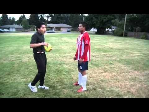 Tonificacion y ejercicios para futbol o soccer: Alex Dominguez Show