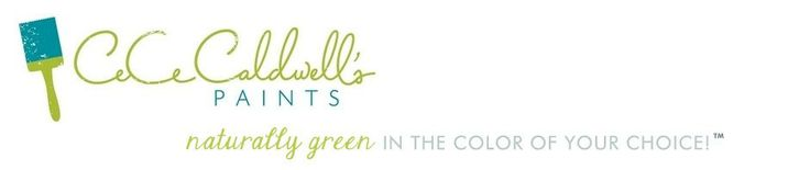 CeCe Caldwells Paints | Naturally green, in the color of your choice. - I'm dying to try a project with this paint!!!