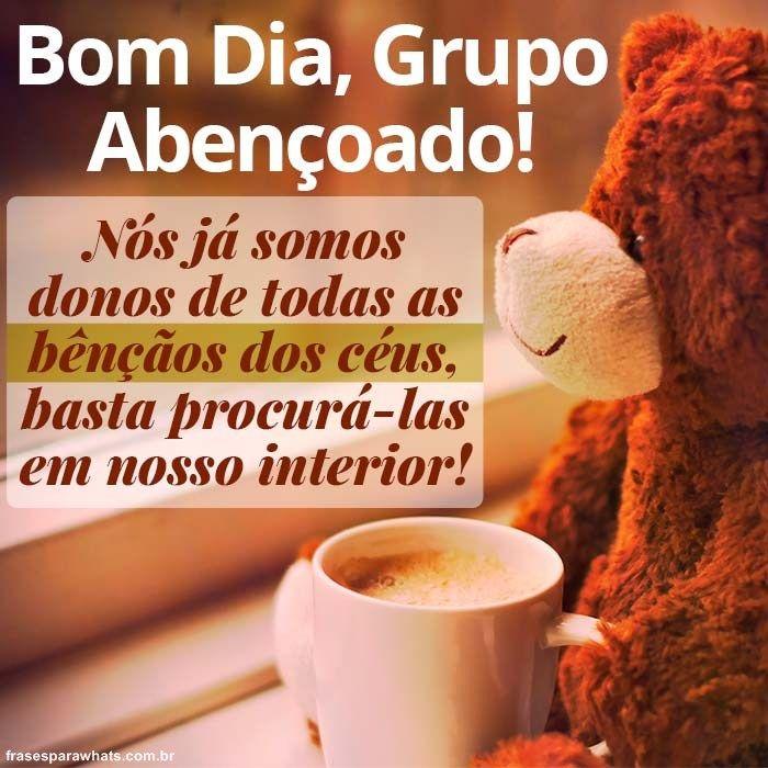 Webnata Com Imagens Bom Dia Grupo Abencoado Imagens De Bom