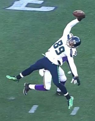 Why isn't this catch being talked about!?? Go Doug Baldwin!!!!!!