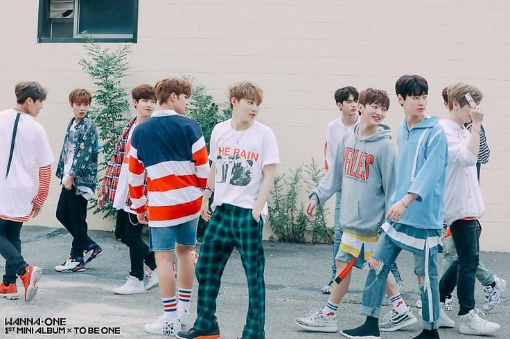 [BY Wanna One 워너원] | HOT DEBUT | Wanna One 1st MINI ALBUM '1X1=1(TO BE ONE)'워너블 여러분 안녕...