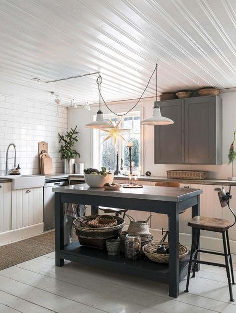 En köksö är inte bara praktisk, den kan också bli kökets absoluta blickfång. Bygg den själv så blir det precis rätt för ditt kök.