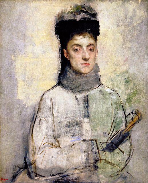 Edgar Degas (1834-1917) was een Franse impressionistisch kunstschilder en beeldhouwer.