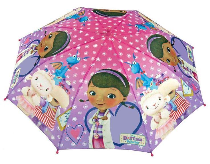 Kolorowa parasolka dla dziewczynki, Dottie