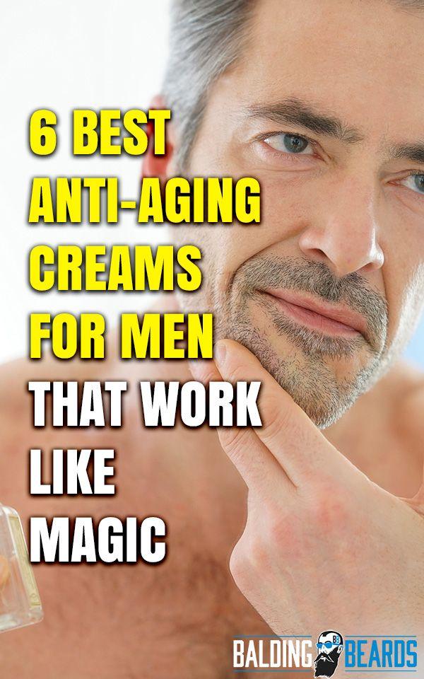1fd251015f7 6 Best Anti-Aging Creams for Men That Work Like Magic  Apr. 2019 ...