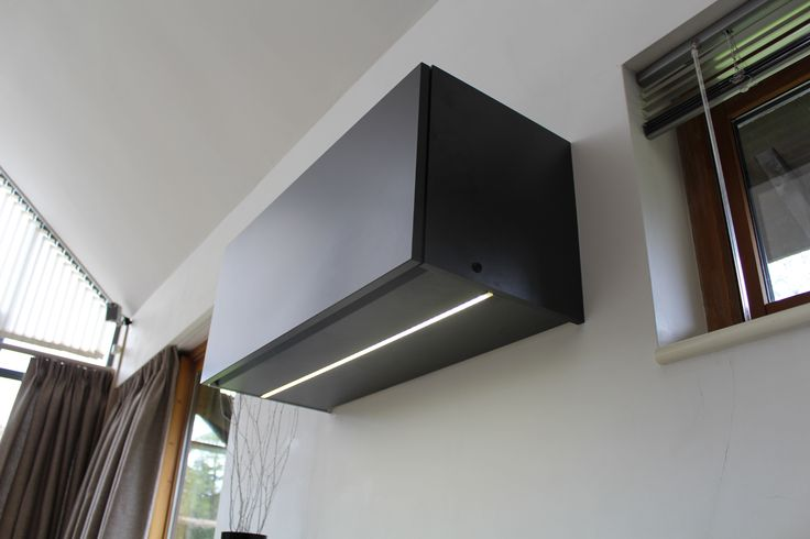 Led Lights For Kitchen Wall Units : ALNO kitchen wall unit with flush integrated LED lighting strip & sensor switch Kitchen ...