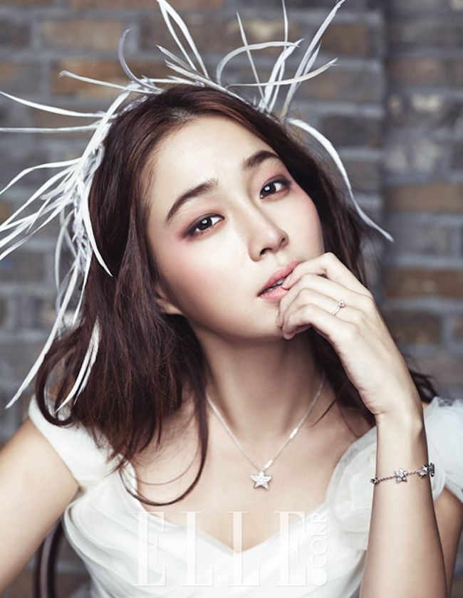 TOO PERFECT: More amazing photos from Lee Min Jung's wedding