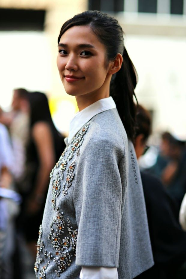 MODELS JAM: Tao Okamoto, New York, September 2013