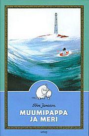 Muumipappa ja meri.