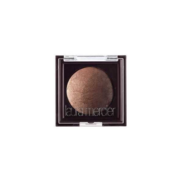 Laura Mercier Baked Eye Colour - Wet/Dry (75 BRL) ❤ liked on Polyvore featuring beauty products, makeup, eye makeup, eyeshadow, paraben free eyeshadow, laura mercier eyeshadow, laura mercier, laura mercier eye makeup and laura mercier eye shadow