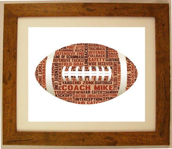 Personalised+American+Football+Word+Art+Gift+by+ArtyAlphabet,+£10.00
