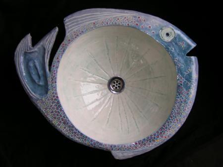 mejores 26 imágenes de bachas en pinterest | lavamanos, cerámica y ... - Bachas Para Bano Pintadas A Mano