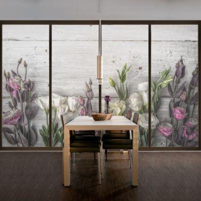 Fensterfolie - Sichtschutz Fenster Tulpen-Rose Shabby Holzoptik - Blumen Fensterbilder 36x54-20.00 Jetzt bestellen unter: https://moebel.ladendirekt.de/dekoration/wandtattoos/wanddekoration/?uid=608269d3-2c9c-54f8-88ee-8af98bb32978&utm_source=pinterest&utm_medium=pin&utm_campaign=boards #heim #tattoos #dekoration