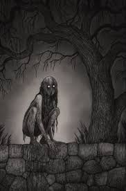 Image result for creepy surreal art