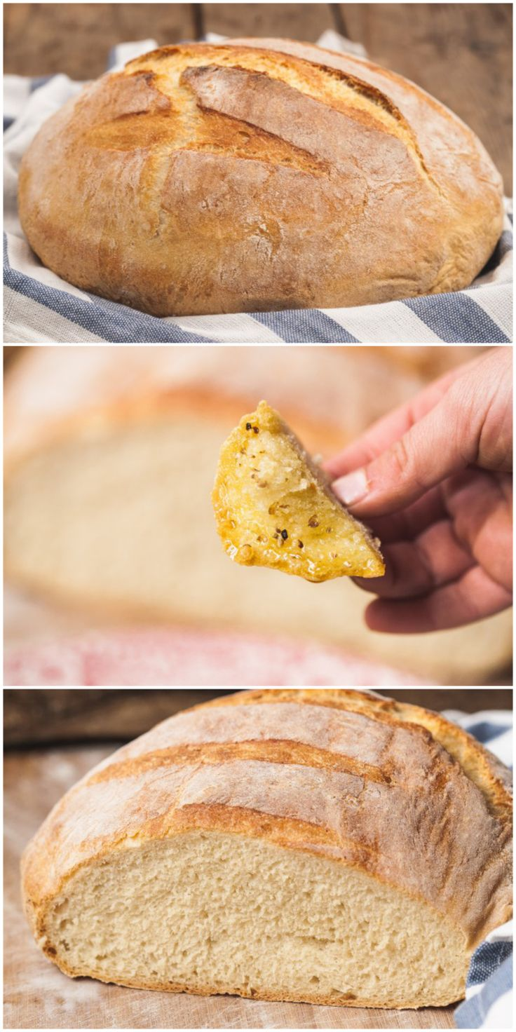 This amazing bread is ready in 2 hours from start to finish! Even the newest baker will succeed with this simple recipe.