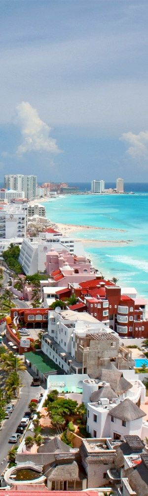 Cancun, Mexico--- This place is amazing. But you have to leave the tourist area to find the real beauty.