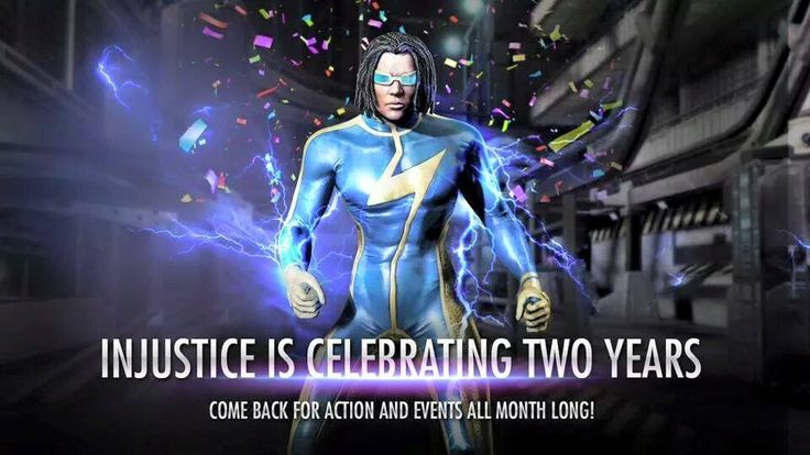 how to get static in injustice mobile
