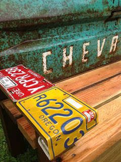 Upcycled Car Scrap Benches - The Tailgate Bench Utilizes Iconic Automobile Parts (GALLERY)